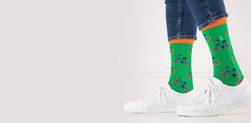 Sock Style: Printed Socks