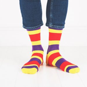 classic striped socks