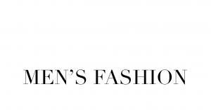 men's fashion logo