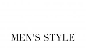 men's style logo